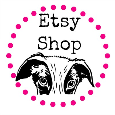 Etsy Shop Button